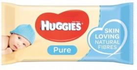Huggies-Pure-Baby-Wipes-56-Pack on sale