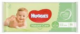 Huggies-Natural-Care-Baby-Wipes-56-Pack on sale