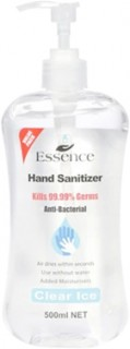 Essence-Hand-Sanitizer-Clear-Ice-500mL on sale