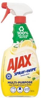 Ajax-Spray-N-Wipe-Lemon-500mL on sale