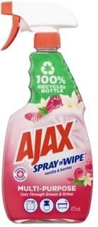 Ajax-Spray-N-Wipe-Lavender-Citrus-500mL on sale