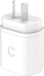 Cygnett-PowerPlus-20W-USB-C-PD-Wall-Charger on sale