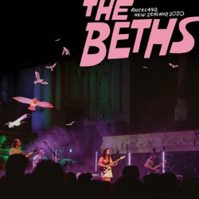 NEW-The-Beths-Auckland-New-Zealand-2020-CD on sale