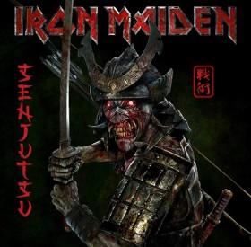 NEW-Iron-Maiden-Senjutsu-2CD on sale