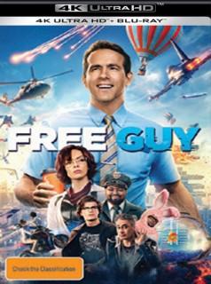 NEW-Free-Guy-4K-Ultra-HDBlu-Ray on sale