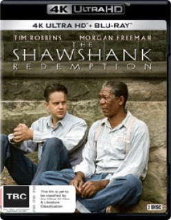 NEW-The-Shawshank-Redemption-4K-Ultra-HDBlu-Ray on sale
