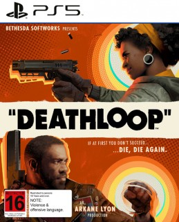 PS5-Deathloop on sale