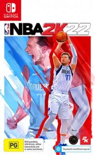 Nintendo-Switch-NBA-2K22 on sale