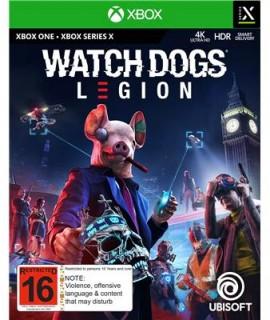 Xbox-Series-X-Watch-Dogs-Legion on sale