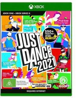 Xbox-One-Just-Dance-2021 on sale