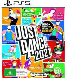 PS5-Just-Dance-2021 on sale