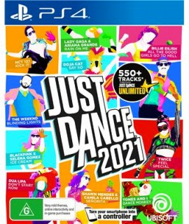 PS4-Just-Dance-2021 on sale