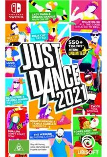 Nintendo-Switch-Just-Dance-2021 on sale