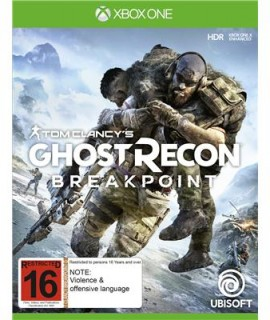 Xbox-One-Tom-Clancys-Ghost-Recon-Breakpoint on sale