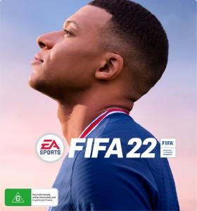 FIFA-22 on sale