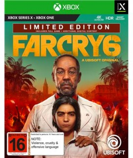 Xbox-Series-X-Far-Cry-6-Limited-Edition on sale