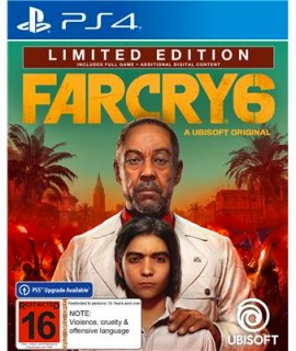 PS4-Far-Cry-6-Limited-Edition on sale