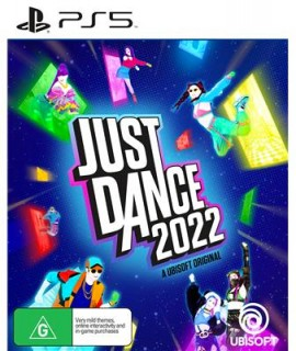 PS5-Just-Dance-2022 on sale