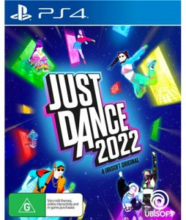 PS4-Just-Dance-2022 on sale