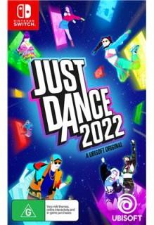 Nintendo-Switch-Just-Dance-2022 on sale