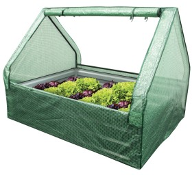 Tussock-Garden-Bed-Greenhouse-Cover on sale
