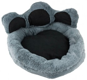 Paw-Print-Pet-Bed-55-x-23cm on sale