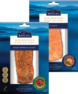 Regal-Wood-Roasted-Hot-Smoked-Salmon-Portions-200g on sale
