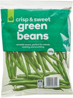 Countdown-Pre-packed-Green-Beans-250g on sale