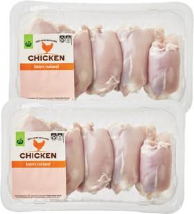 Countdown-Fresh-Chicken-Thigh-Cutlets-Skinless-Bone-In on sale