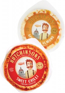 Hutchinsons-Flavoured-Cream-Cheese-125g on sale