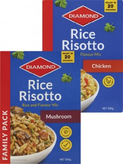 Diamond-Rice-Risotto-350g on sale