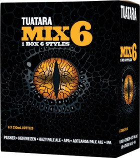 Tuatara-Bottles-6-Pack on sale