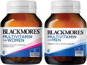Blackmores-Multivitamin-50s on sale