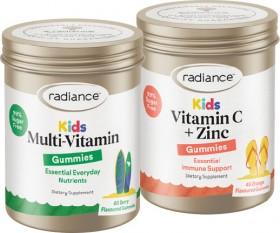 Radiance-Kids-Gummies-40-60s on sale