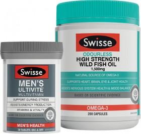 Swisse-Multi-Vitamin-30s-or-1500mg-Fish-Oil-200s on sale