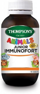 Thompsons-One-A-Day-Junior-Immunofort-Tablets-90s on sale