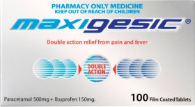 Maxigesic-Double-Action-Tablets-100s on sale