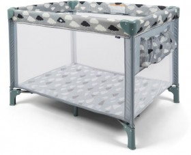 4Baby-Baby-Clouds-2-in-1-Portable-Cot on sale