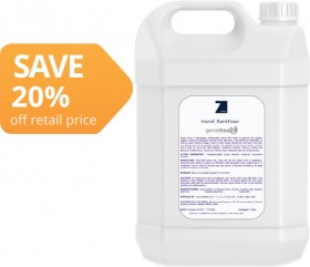Zoono-Hand-Sanitiser-5L on sale