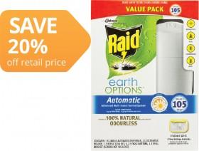 Raid-Auto-Advance-Earth-Options-System on sale