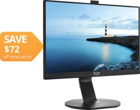Philips-238-Monitor-With-Built-in-Webcam on sale