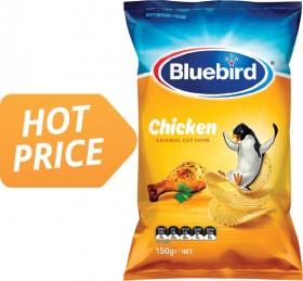 Bluebird-Chips on sale