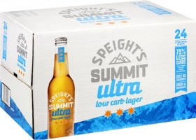 Speights-Summit-Ultra-Lager-24-x-330ml-Bottles on sale