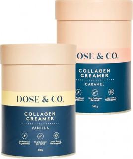 Dose-Co-Collagen-Creamer-340g on sale