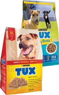 Tux-Dry-Dog-Food-25-3kg on sale