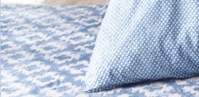 NEW-Ombre-Home-Weathered-Coastal-Printed-Cotton-Rug-133-x-180cm on sale
