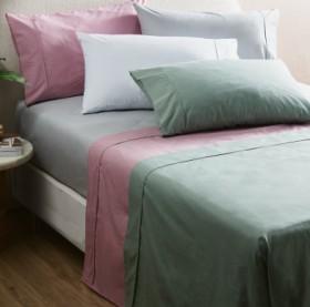 White-Home-Organic-Cotton-Sheet-Sets on sale