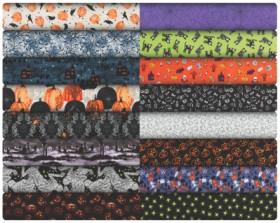 Halloween-Fabric on sale
