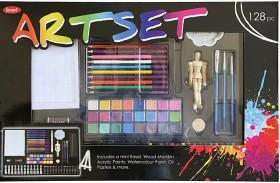 40-off-NEW-Jasart-128-Piece-Art-Set on sale