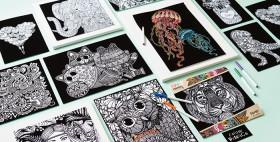 Colourme-Velvet-Art-Range on sale